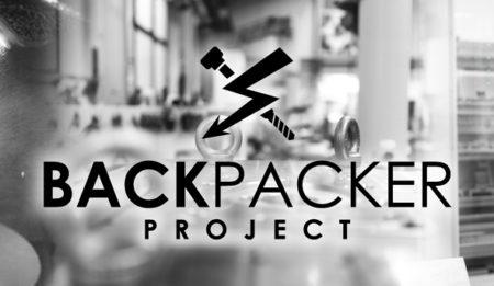 BACKPACKER Projektvorstellung Online am 10.02.21 um 15:00 Uhr